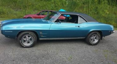Today's Cool Car Find is this '69 Pontiac Firebird