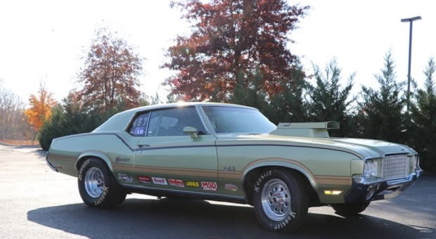 Today's Cool Car Find is this 1972 Oldsmobile Cutlass Supreme