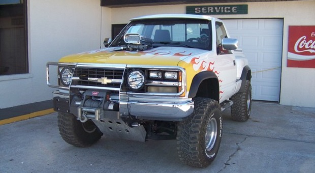 Today's Cool Car Find is this 1989 Chevrolet Custom Truck