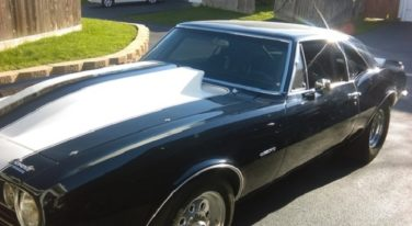 Today's Cool Car Find is the 1967 Camaro