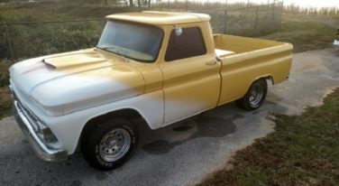 Today's Cool Car Find is this '65 Chevy C10 Pickup