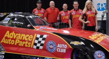Advance Auto Parts Will Sponsor Courtney Force