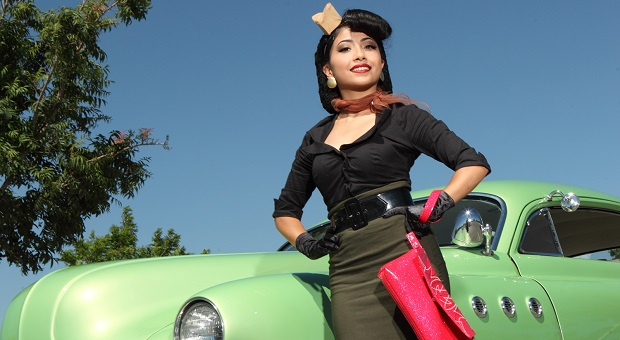Pinup of the Week: Miss Miriam