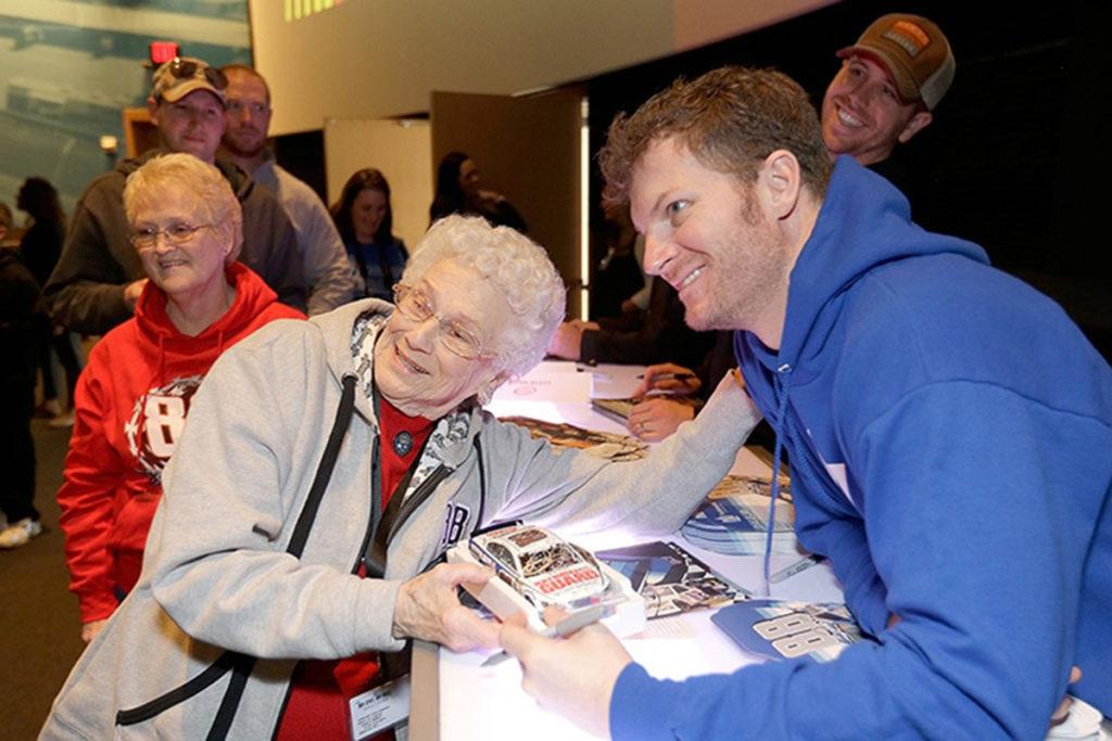 NASCAR Brings Back Fan Appreciation for Hall of Fame Induction