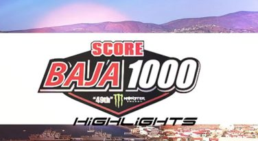 2016 Baja 1000 is a Wild Ride