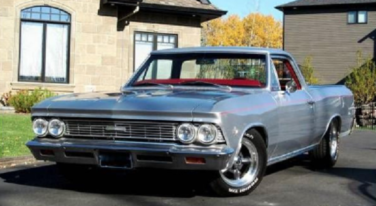 Repair or Replace: Chevy El Camino