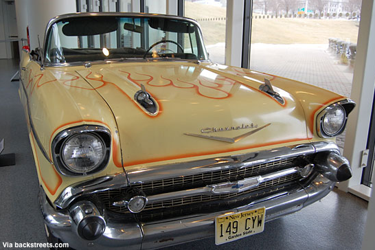 Bruce Springsteen '57 Chevy Up for Auction
