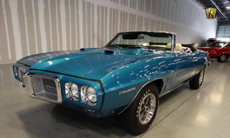 Muscle Car Marketplace: Pontiac Firebird
