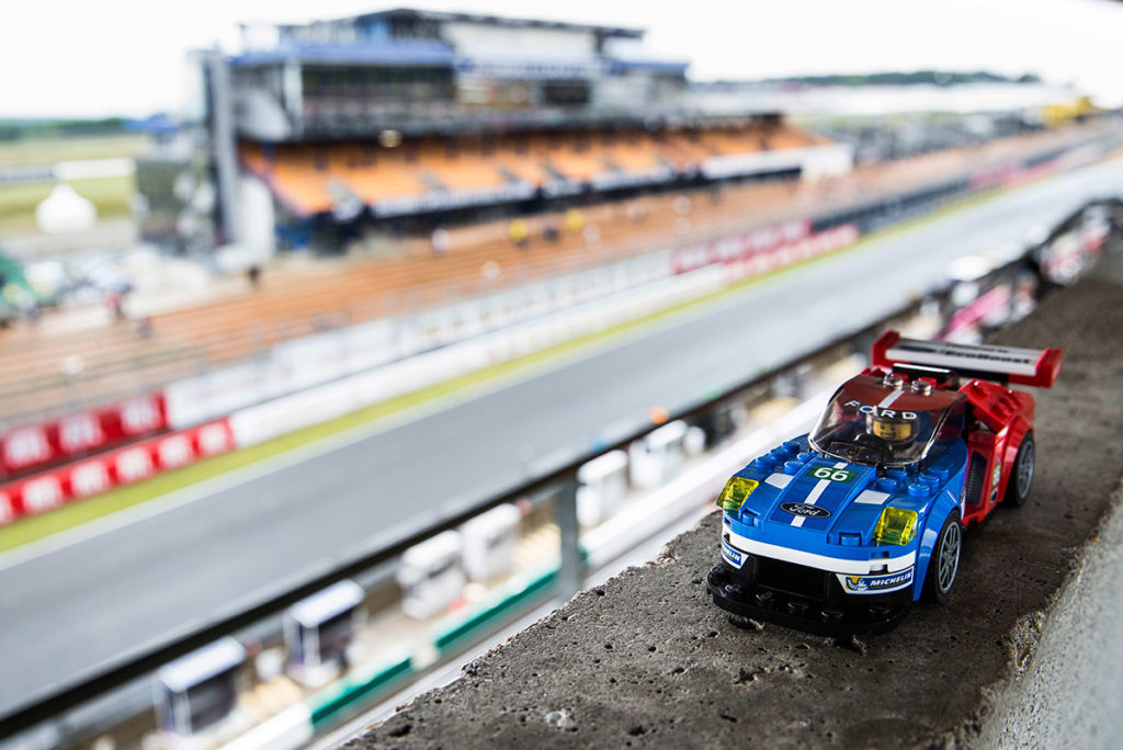 Lego GT and GT40 Make Racing Fun for the Whole Family