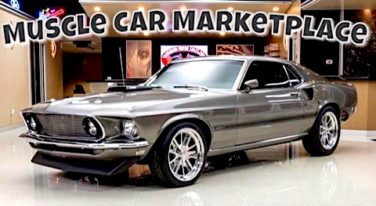 Muscle Car Marketplace: Ford's Pony Car