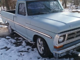 Today's Cool Car Find is this 1972 Ford F-100 Ranger