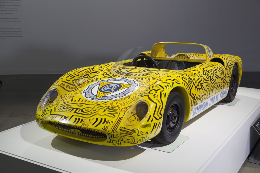 Keith Haring Exhibit Now Open at the Petersen