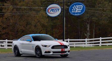 Behind the Wheel: Petty's Garage