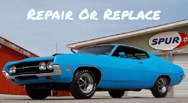 Repair or Replace: Ford Gran Torino – RacingJunk News