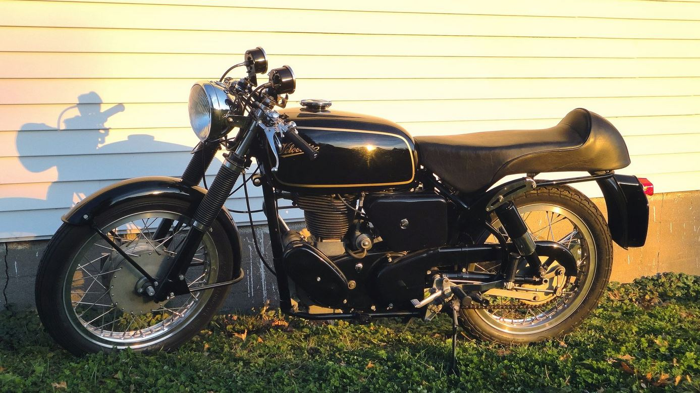 Mecum Vintage Motorcycle Auction Kicks Off