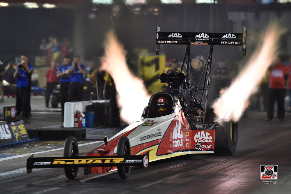 Doug Kalitta Soaring to New Heights in 2017