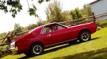 Al Theriault's 1968 AMC AMX