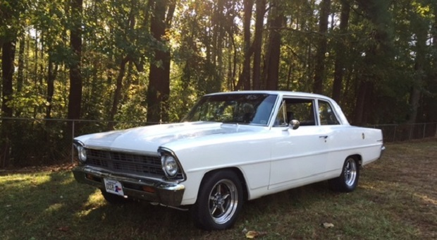 Today's Cool Car Find is this 1967 Chevrolet Chevy II