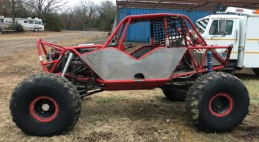 Today's Cool Car Find is this Tube Chassis Rock Crawler