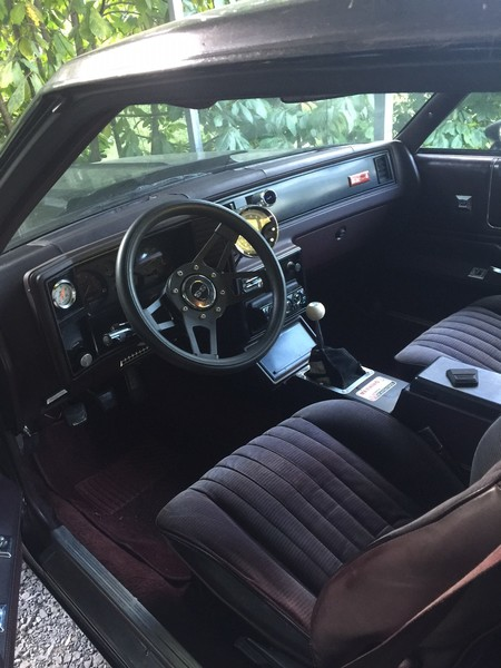 Today's Cool Car Find is this '85 Chevrolet Monte Carlo SS