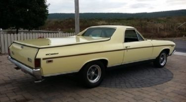Today's Cool Car Find is this 1969 Chevrolet El Camino
