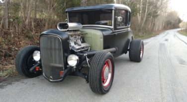 Today's Cool Car Find is this 1930 Ford Model A