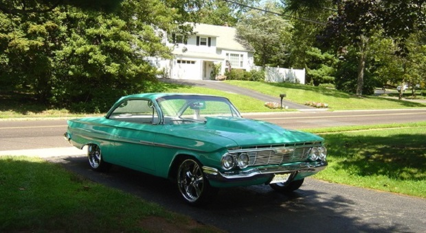 Today's Cool Car Find is this 1961 Chevrolet Bel Air