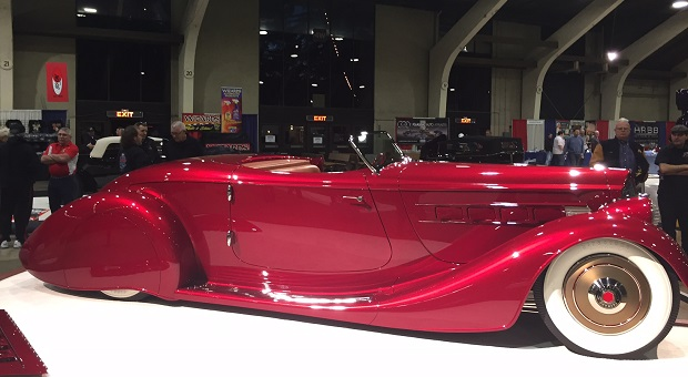 2017 Grand National Roadster Show AMBR Contenders