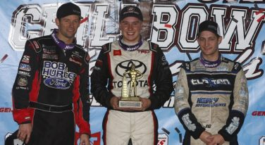 Behind the Wheel: Chris Bell