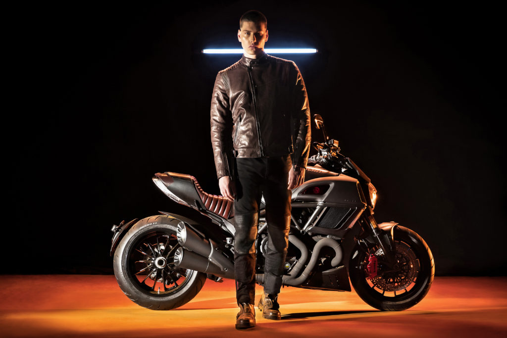 Ducati Diavel Does Diesel
