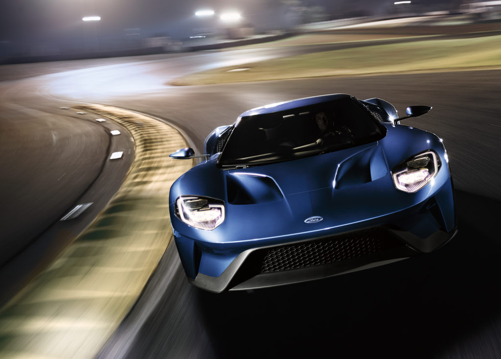 New Ford GT Delivers Quite a Ride