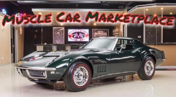 Muscle Car Marketplace: Chevrolet Corvette
