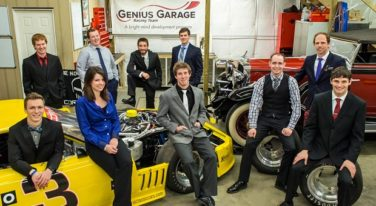 Genius Garage Program Gives Students the Tools to Be Engineers