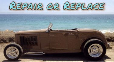 Repair or Replace: 1932 Ford Coupe