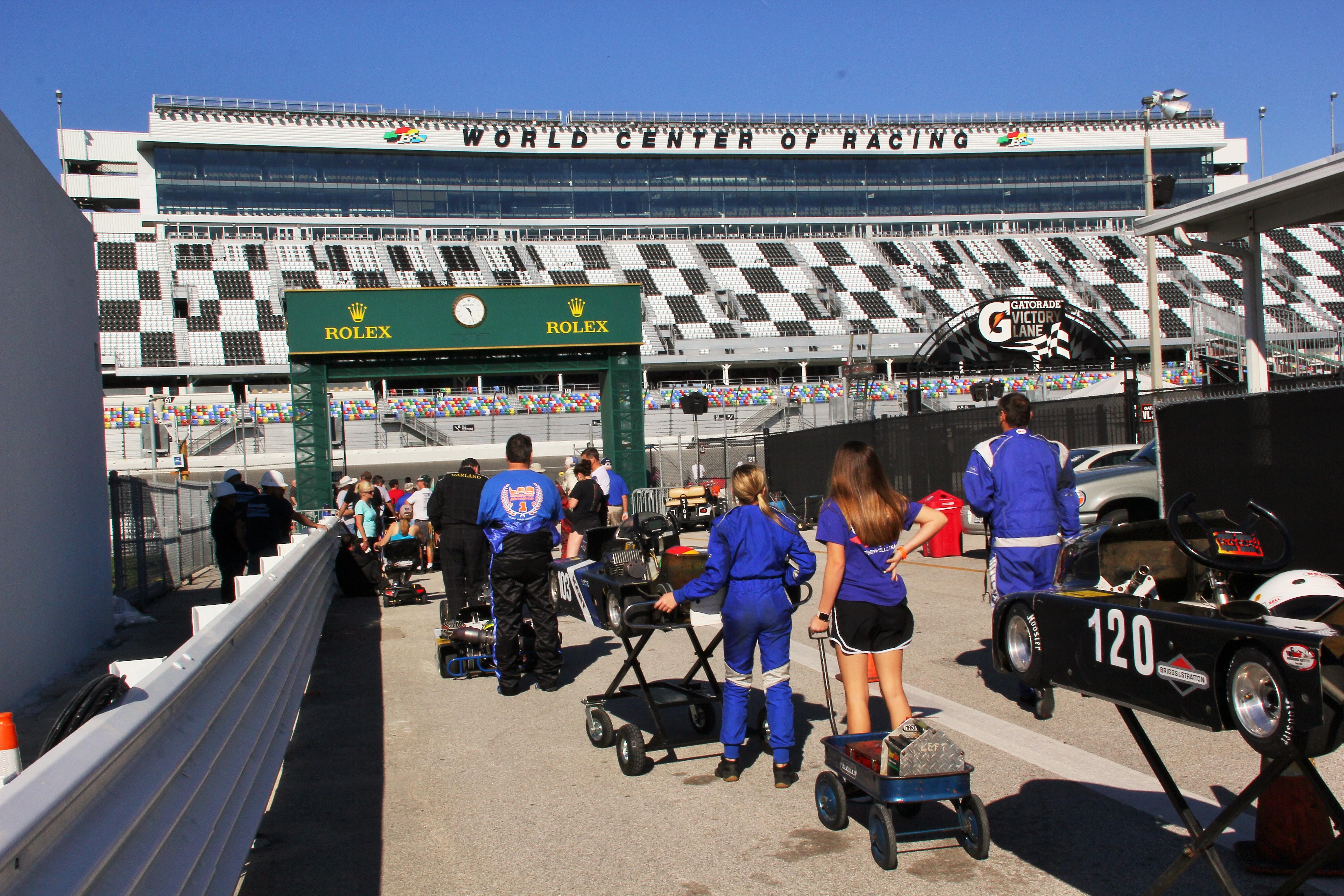 World Karting Championships, Daytona, 2016