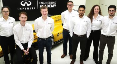 Infiniti Engineering Academy Offers a Ride to the Top