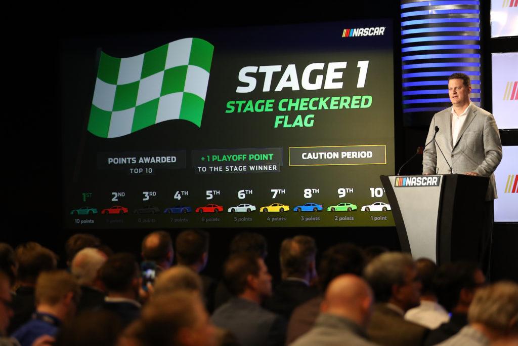 NASCAR's New Race Format