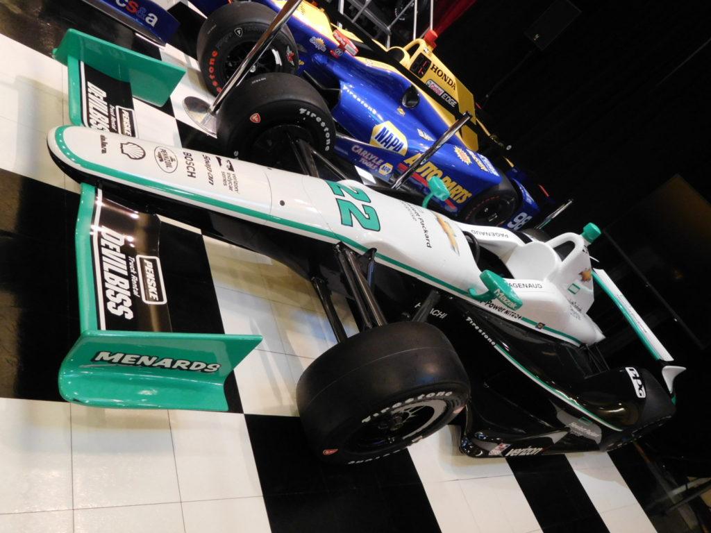 Mazda-Powered Dallara is Hit at PRI