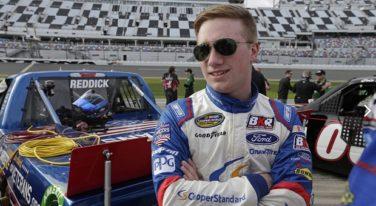 Tyler Reddick Looks to the Future of NASCAR