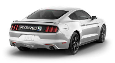 Please Don't Spit out Your Coffee, Ford Will Be Making a Hybrid Mustang