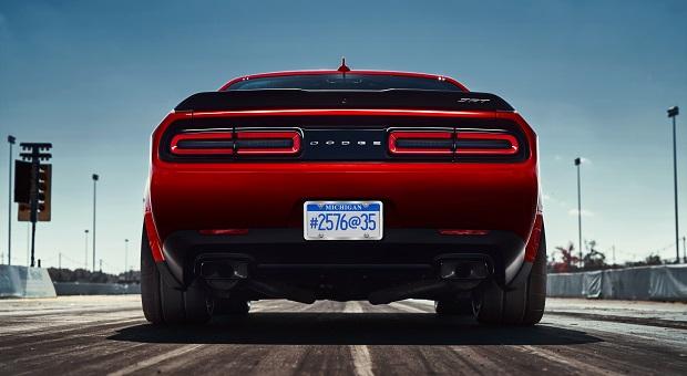 Dodge Demon Video Lead-Up