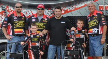 Dirt Racer Tyler Clem Has NASCAR Dreams