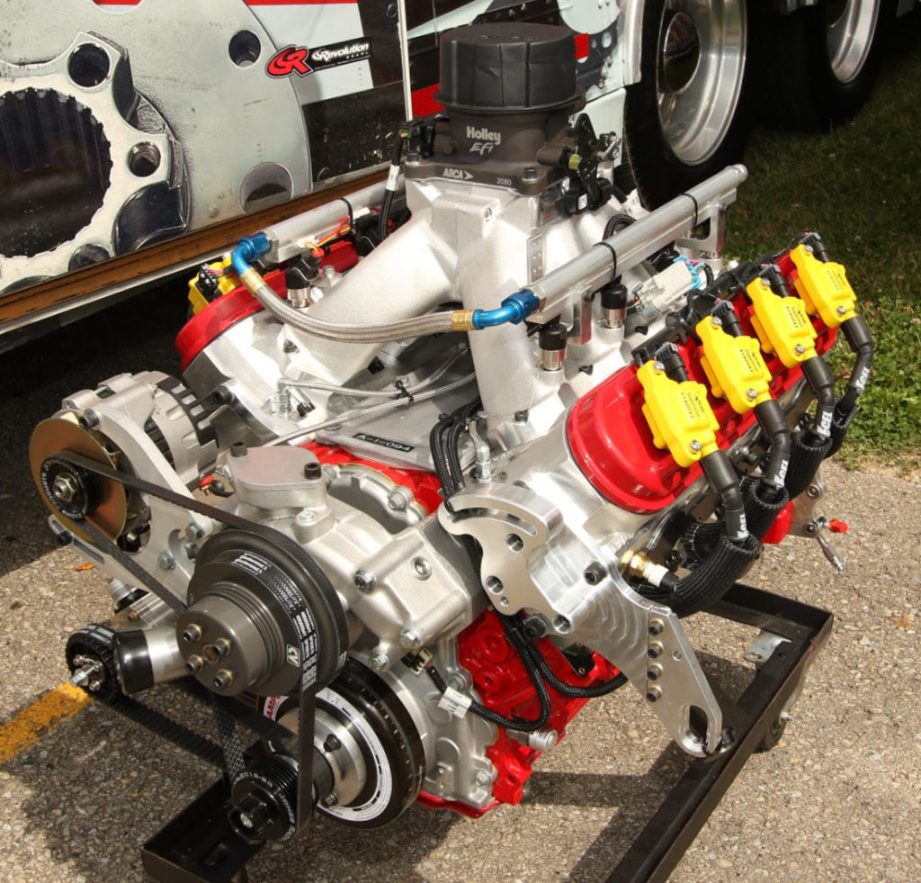 Holley ARCA Engine Continues to Triumph