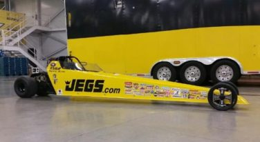 Drag Racing Goes Electric Thanks to JEGS