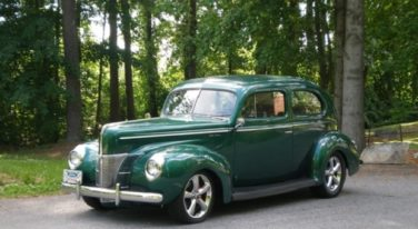 Today's Cool Car Find is this 1940 Ford Tudor