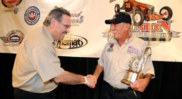 NHRA Honors Don Irvin