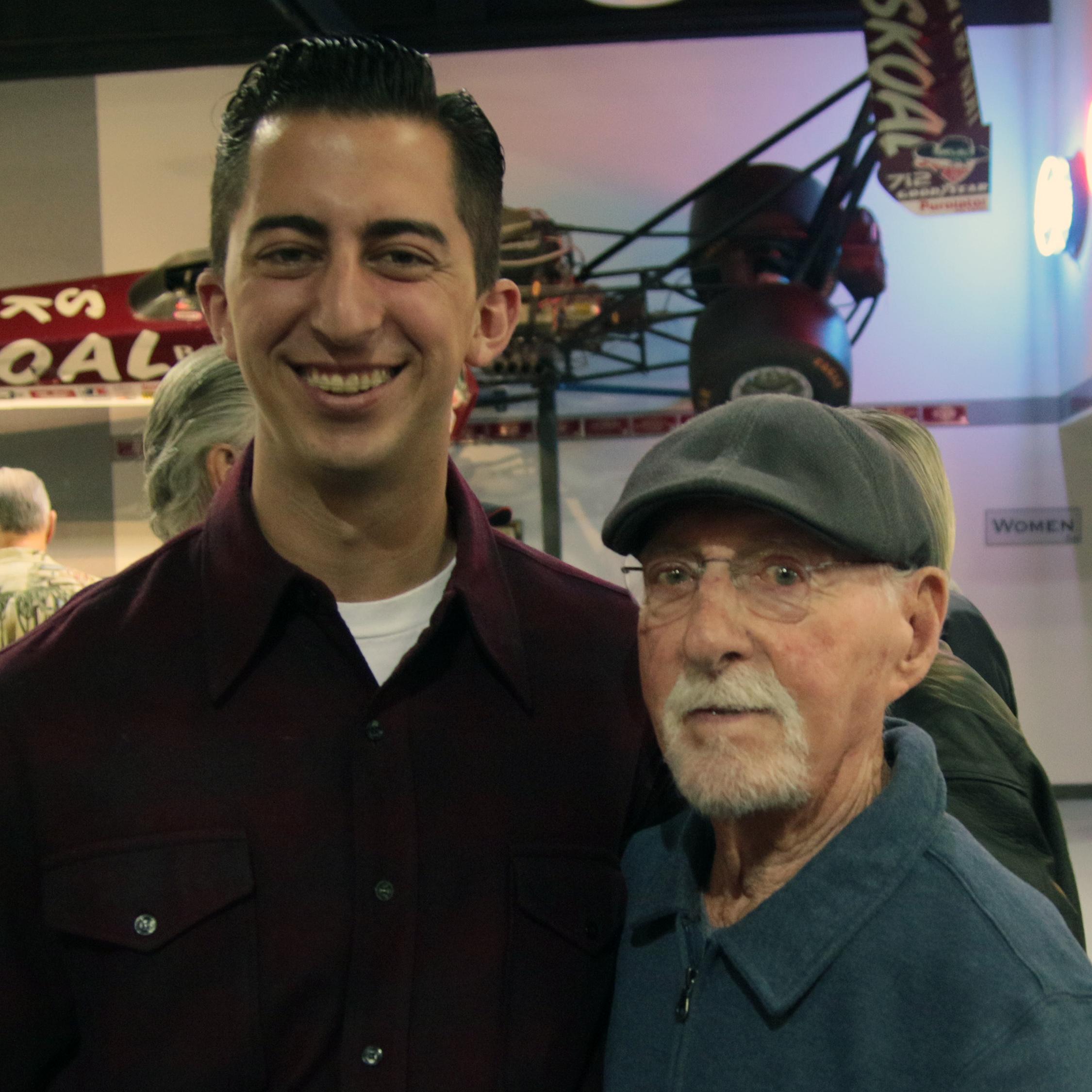 Farewell to Nick Arias Jr.