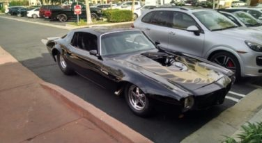 Today's Cool Car Find is this 1970 Pontiac Firebird