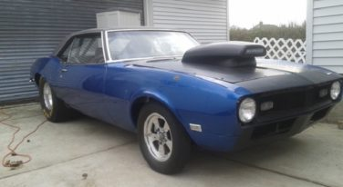 Today's Cool Car Find is this 1968 Chevy Camaro
