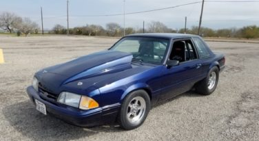 Today's Cool Car Find is this 1989 Ford Mustang